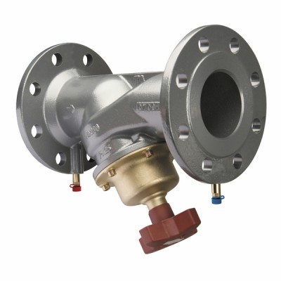 Vanne d'équilibrage fonte STAF DN100 - IMI HYDRONIC : 52181090