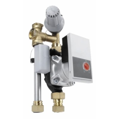 Tête thermostatique ftc - DANFOSS : 013G5081
