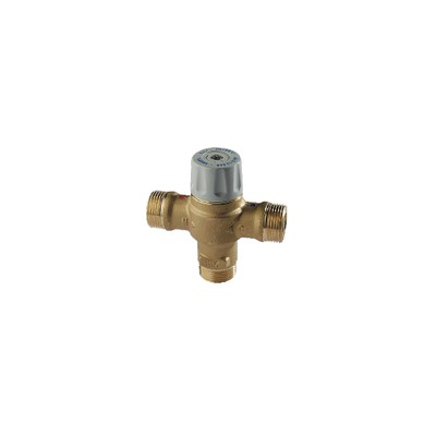Mitigeur thermostatique M3/4''