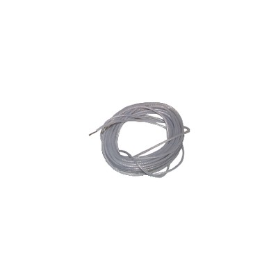 Câble HT PTFE 250°C long 5m