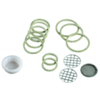 Kit fil HT PVC  - HONEYWELL BUILD. : 02601U