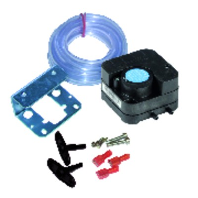 Pressostat DUNGS LGW A1H kit  - DUNGS : 012902