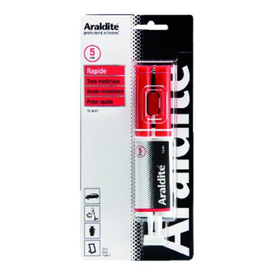 ARALDITE® colle époxy rapide - AC MARCA IDEAL : 33401008