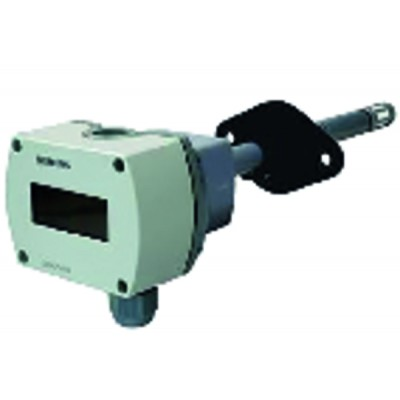 Sonde qualité air gaine CO2 LCD 0...2000ppm 0...50°C ou -35...35°C 0...100% - SIEMENS : QPM2162D