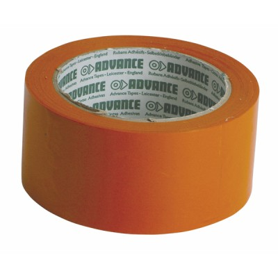 Ruban protection BTP orange 50mmx33m - ADVANCE : 200481