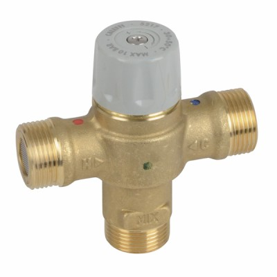 "Mitigeur thermostatique compact MMM3/4"" CALEFFI"