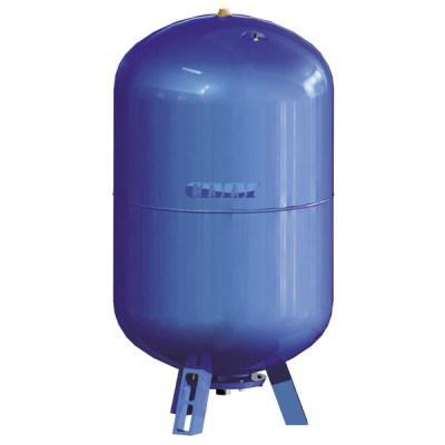 Réservoir à vessie interchangeable vertical 150L  - CIMM : 620150