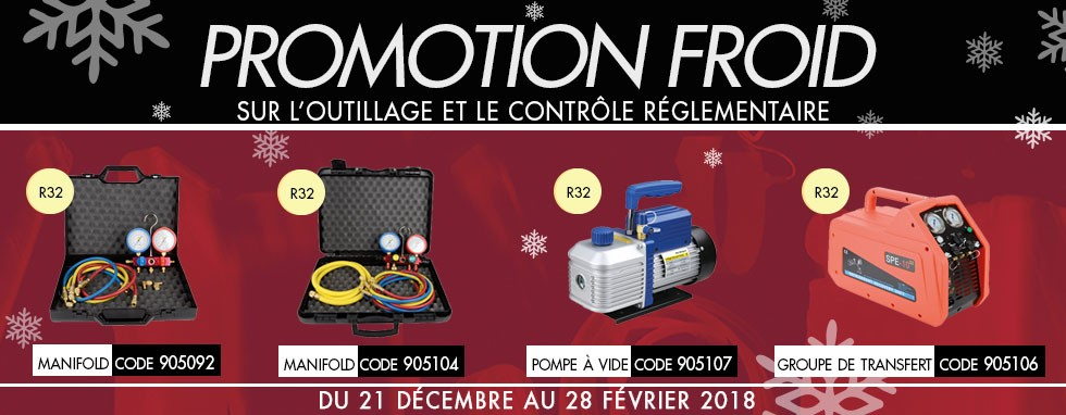 Diff - Promotion froid