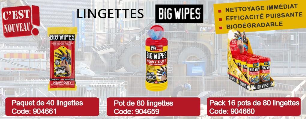 DIFF - lingettes big wipes
