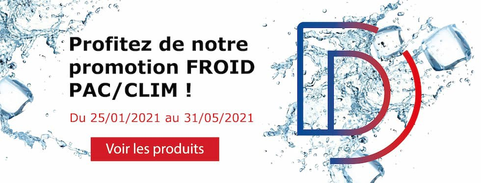 Promotion Froid