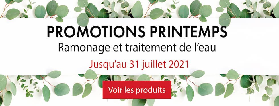 Promotions printemps